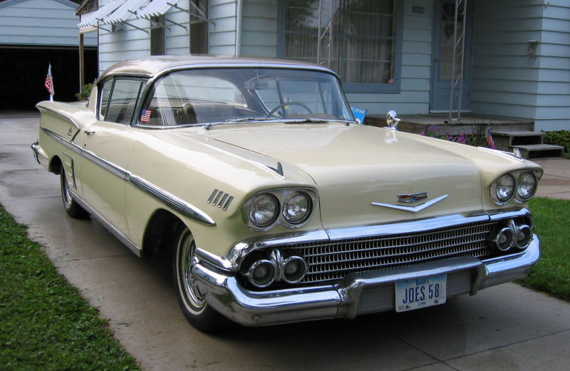 1958 Impala put Chevy back on the map thumbnail