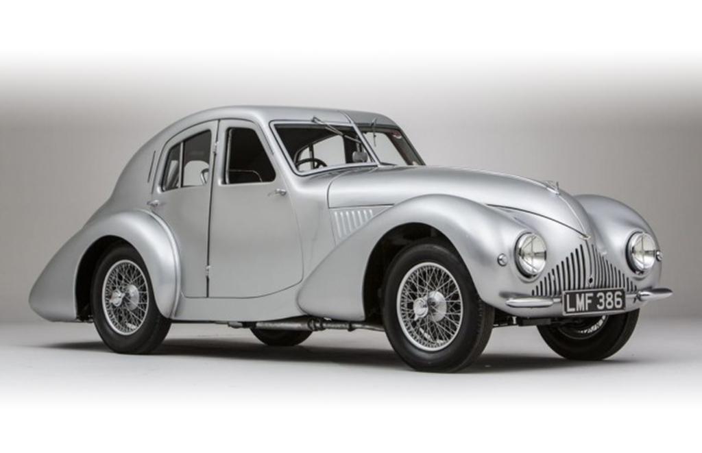 Aston Martin: Atom's Design was no small step thumbnail