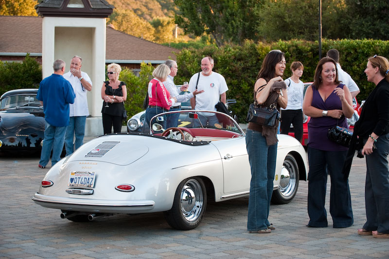 Classic Motorsports Magazine Monterey Kickoff Cruise-In thumbnail