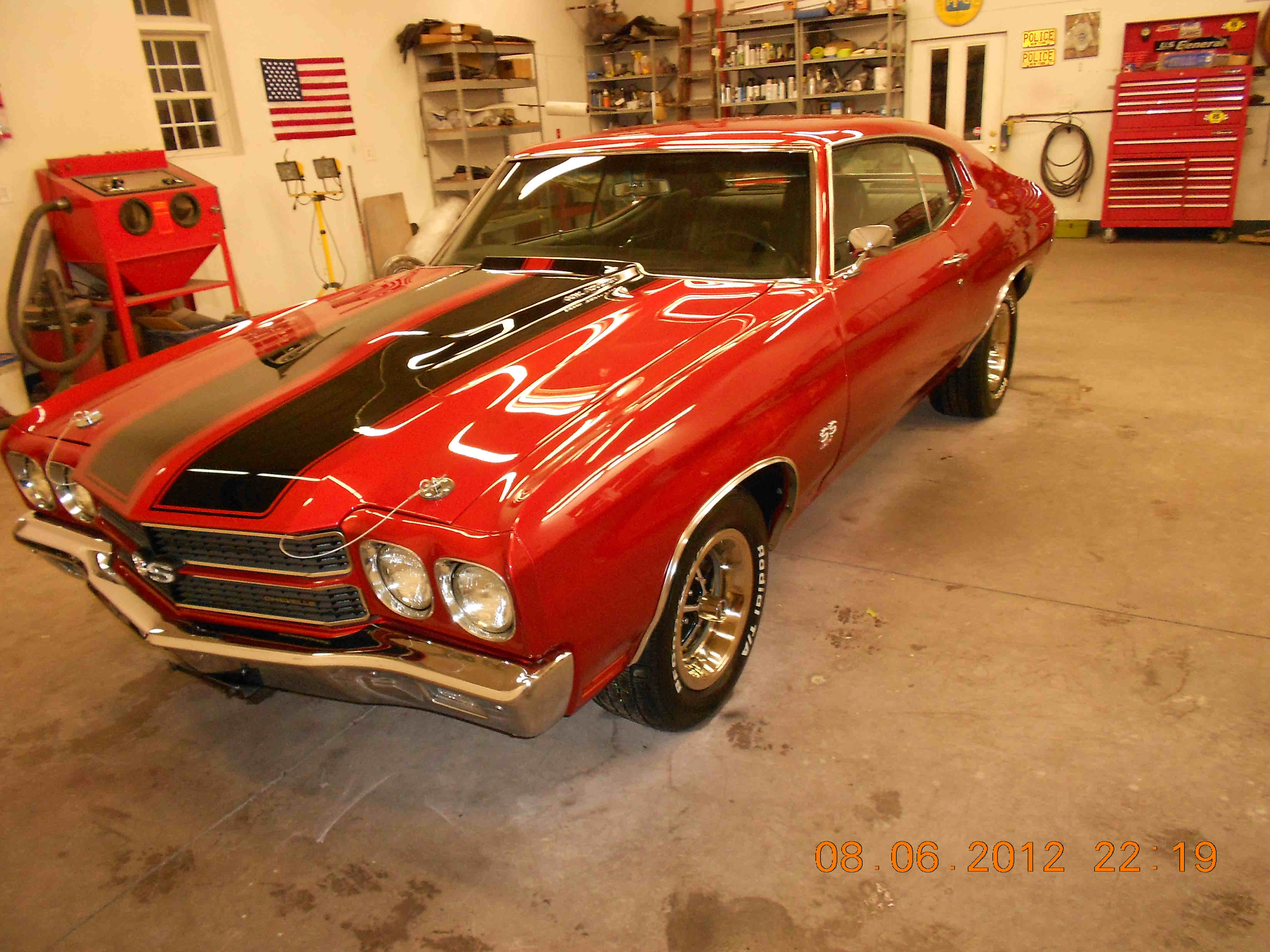 YOUR CARS: Vince Tripoli's 1970 Chevy Chevelle SS thumbnail