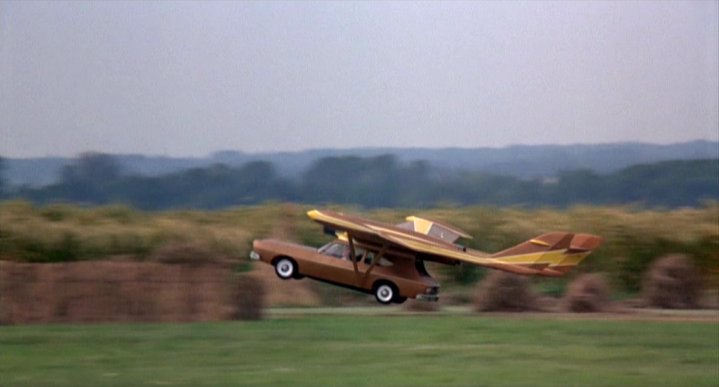 Five Of The Weirdest Movie Cars Ever thumbnail