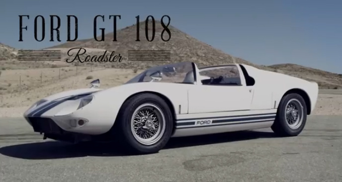 Video: 1965 Ford GT40 108 Prototype thumbnail