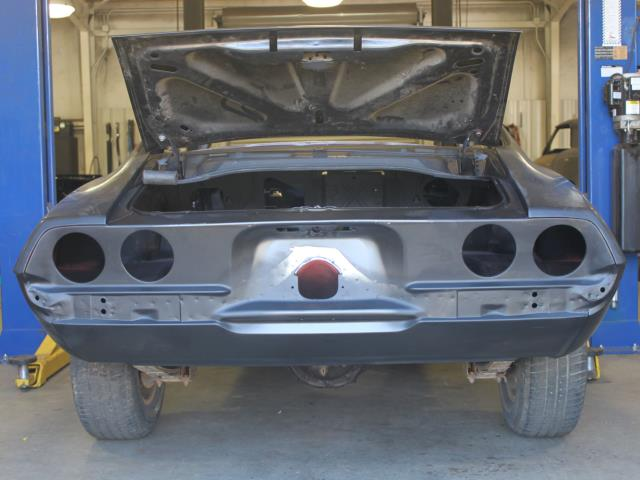 Camaro Rear Panel - Camaro Panel Alignment | Hagerty Articles