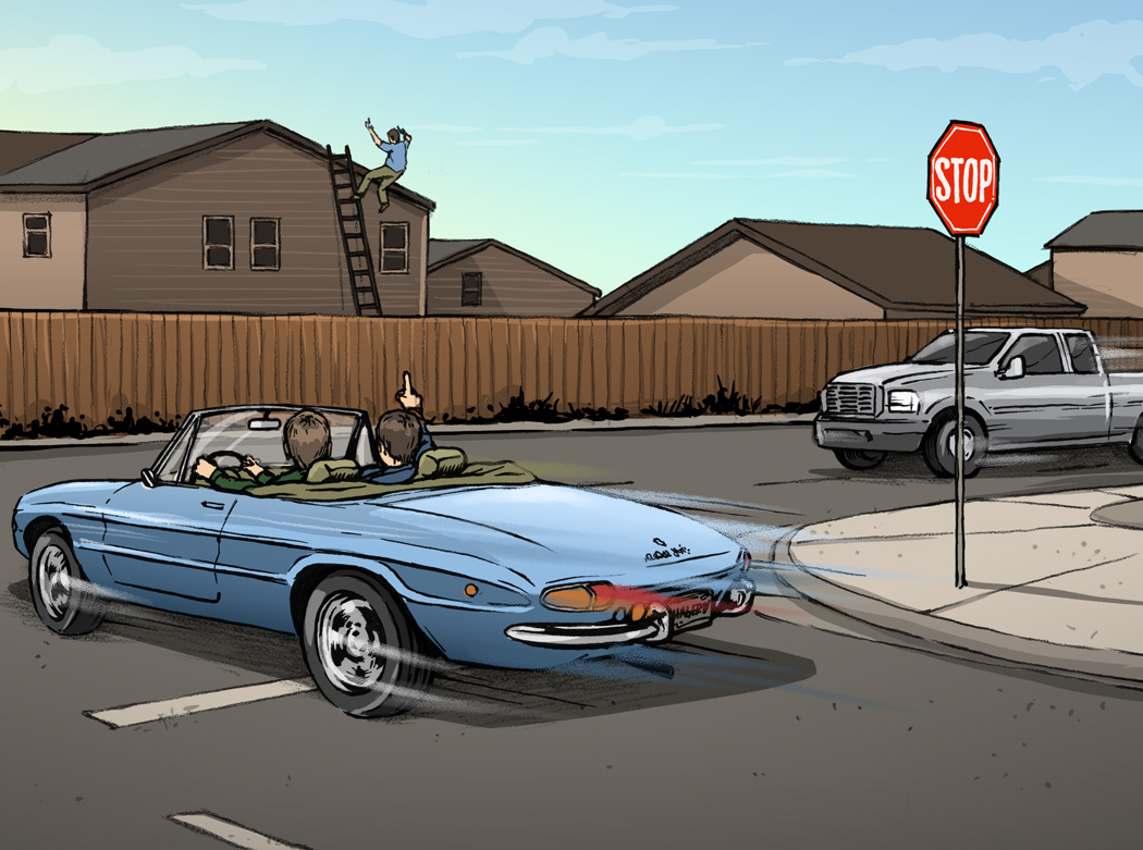 Losses and Lessons: Alfa Romeo Spider caught in web of title trouble thumbnail