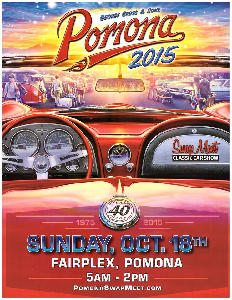 Top Five Wintertime Warm Climate Classic Car Events thumbnail