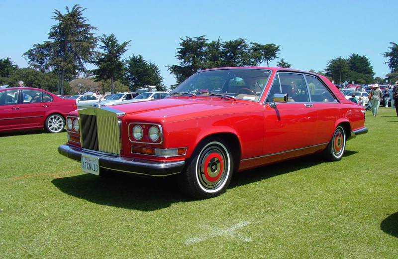 Collector Classics: Rolls-Royce Camargue thumbnail