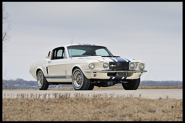 The Five Most Expensive Mustangs Sold at Auction thumbnail