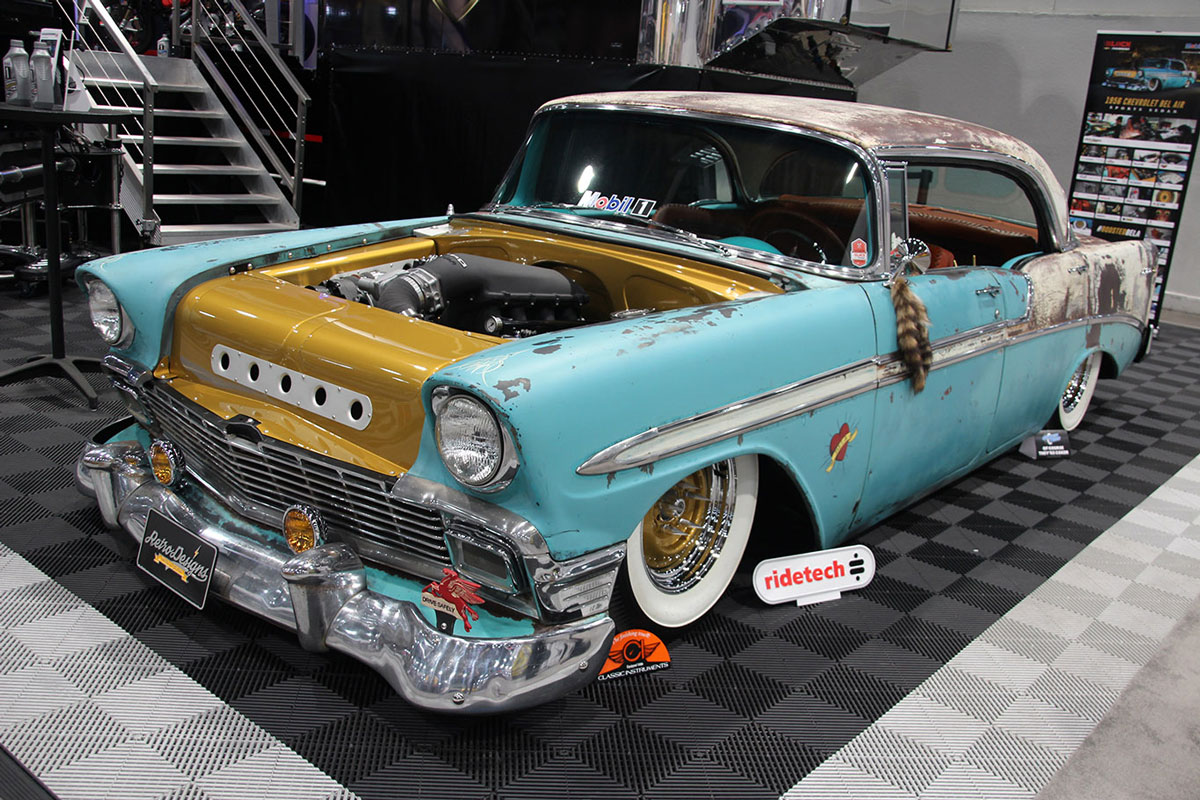 Photo Gallery: Building character with cars and trucks from Sema 2015 thumbnail