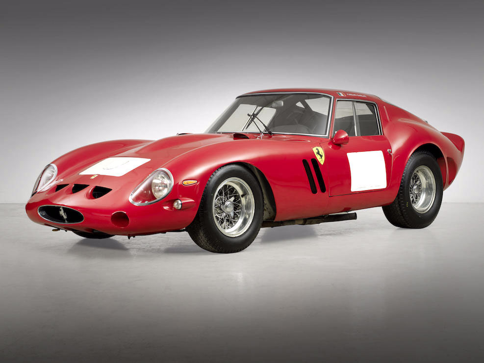The Top 10 Most Expensive Cars Sold at Auction thumbnail