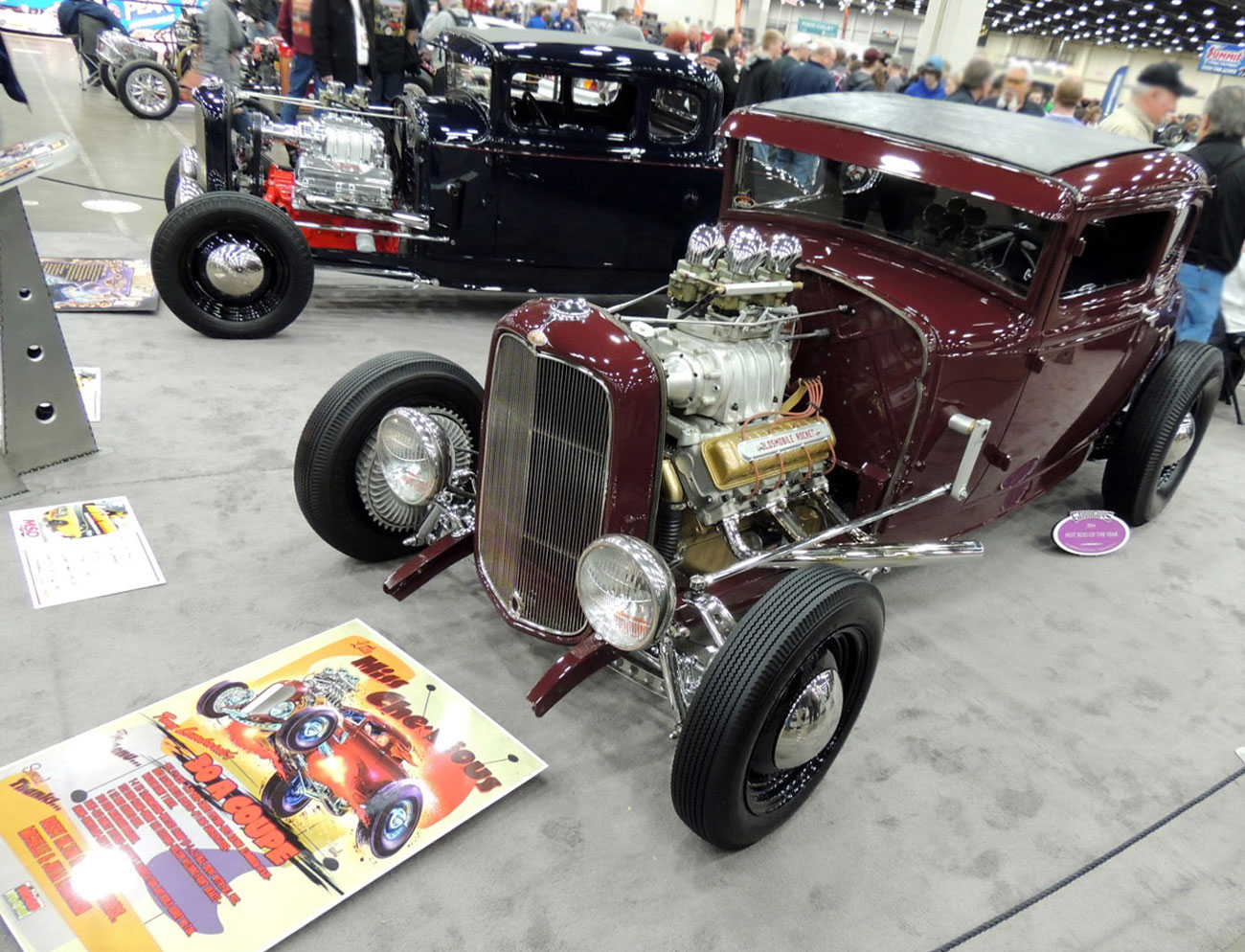 Photo Gallery: Detroit Autorama 2015 thumbnail