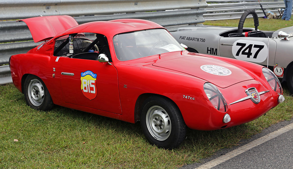 Classic Classifieds: 1960 Abarth 750 GT Zagato Double Zagato thumbnail