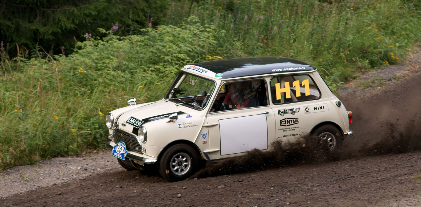 Five best vintage rally cars of all time thumbnail