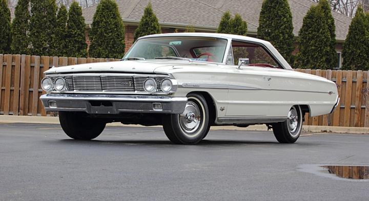 "Classic Classified: 1964 Ford Galaxie 500 ""R-Code"" 427/425 thumbnail"