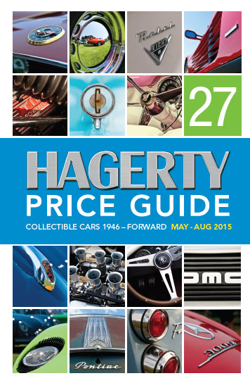 Market Update: Hagerty Price Guide 27 thumbnail