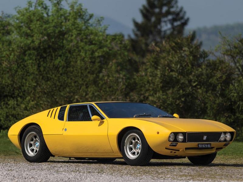 Classic Classified: 1970 DeTomaso Mangusta thumbnail