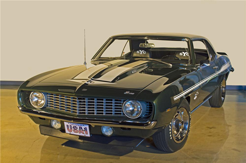 Classic Classified: 1969 Chevrolet Camaro Yenko thumbnail