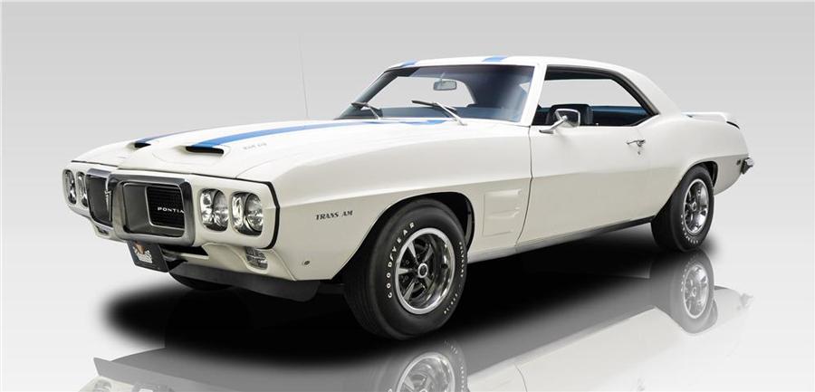 Classic Classified: 1969 Pontiac Trans Am thumbnail