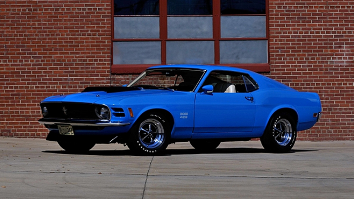 Classic Classified: 1970 Ford Mustang Boss 429 thumbnail