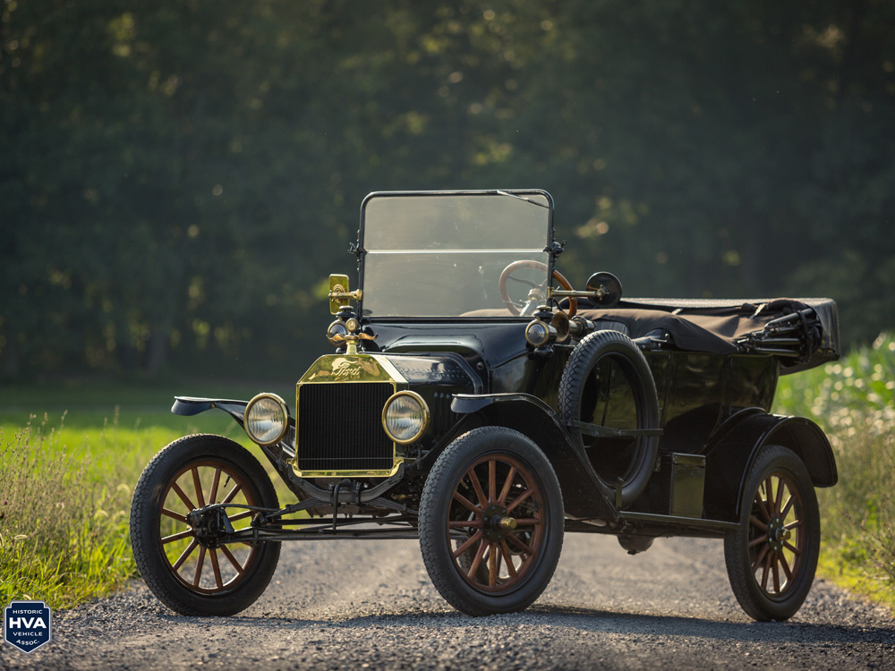 Road Trip Century Celebration: HVA relives Edsel Ford road trip in a 1915 Model T thumbnail