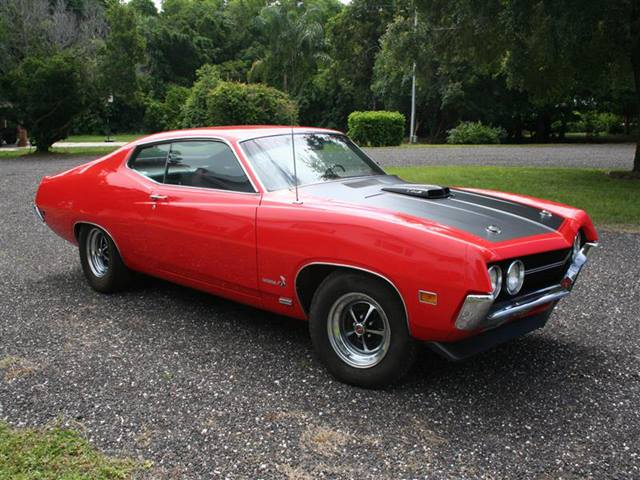 What to look for when buying the brutish Ford Torino GT