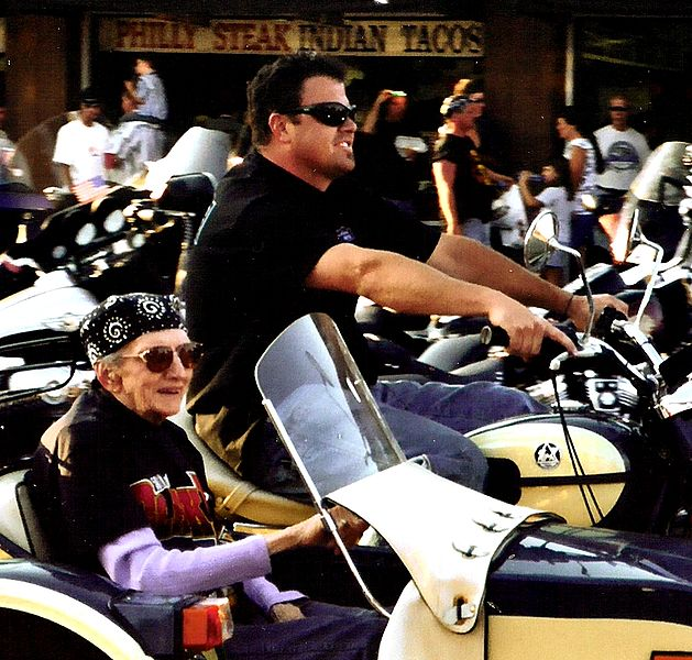 Celebrating 75 Years of Motorcycle Mania in Sturgis, S.D. thumbnail