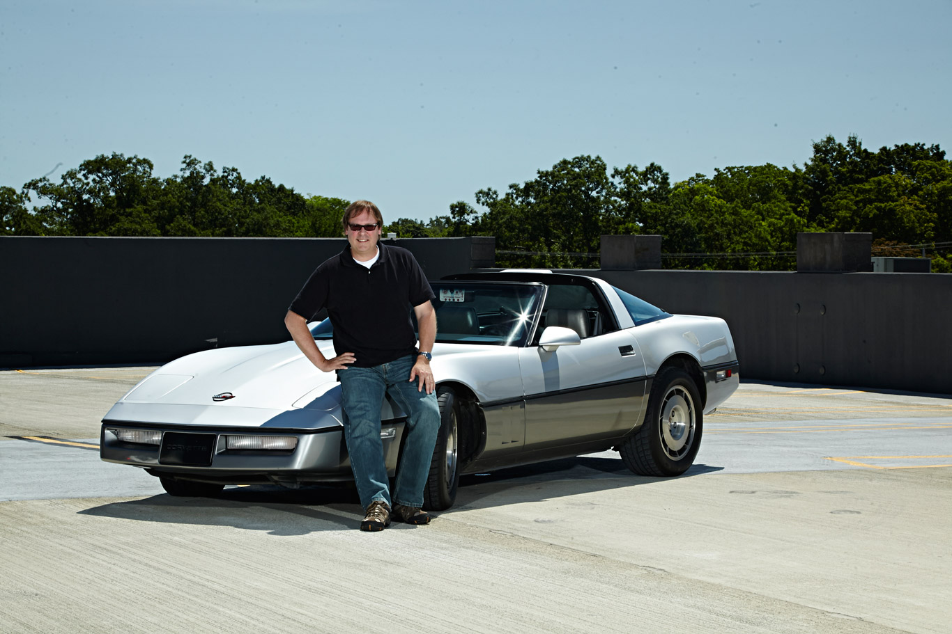 Our Cars: Brian Sarlund's 1986 Chevrolet Corvette thumbnail