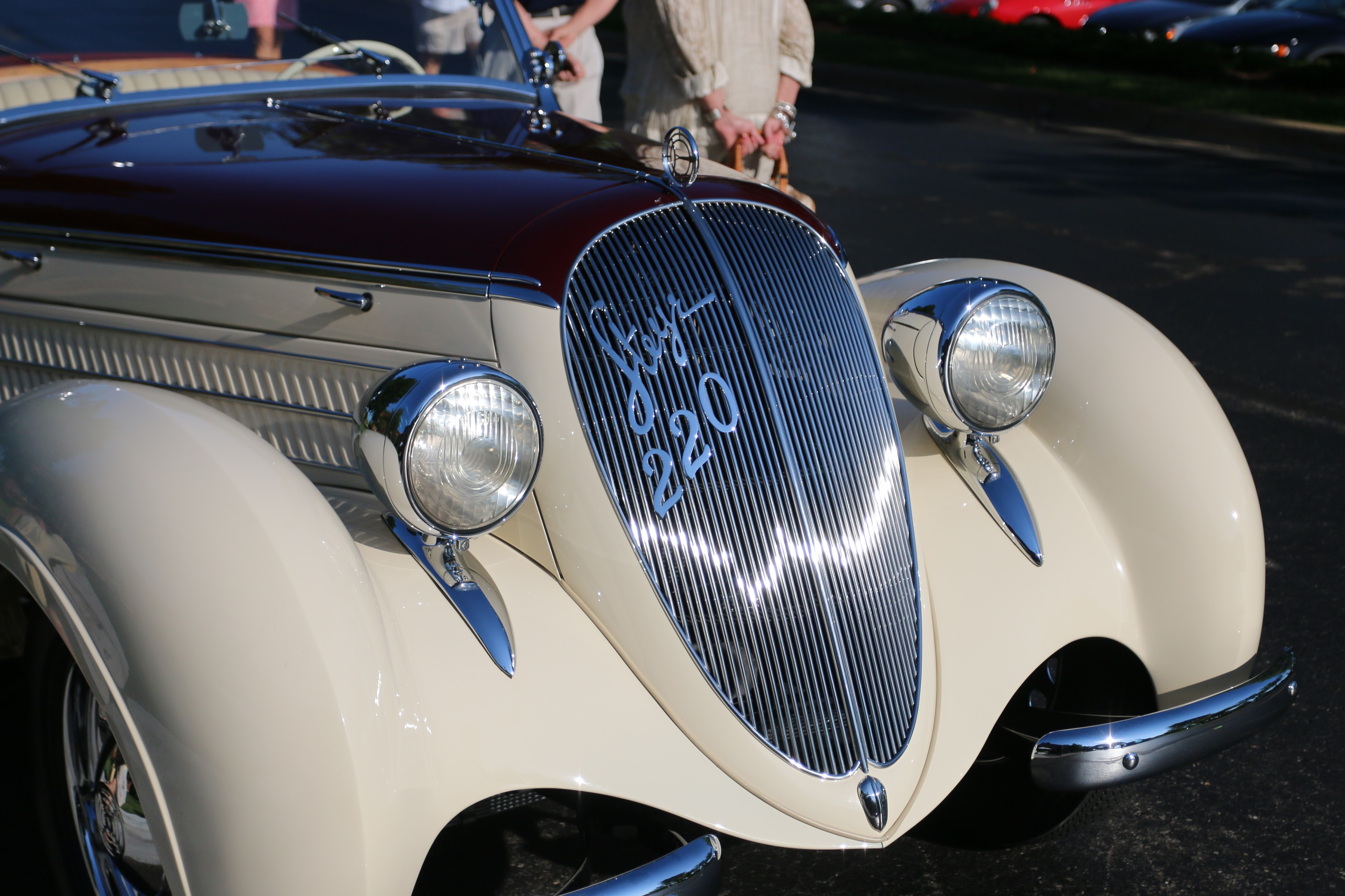 Concours of America: Photos and auction results thumbnail