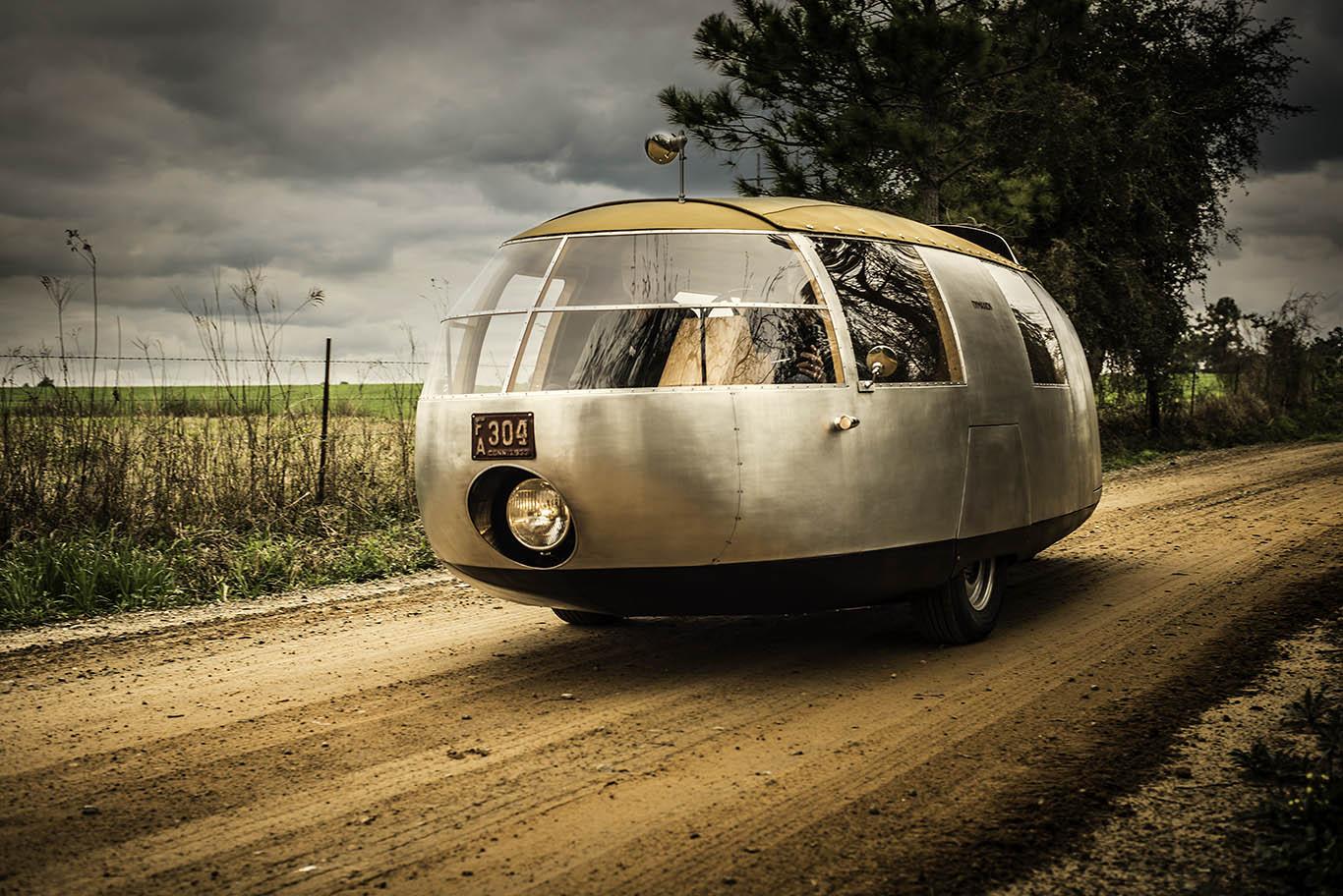 The 85th anniversary of the Dymaxion car thumbnail
