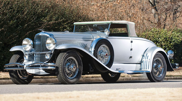 Auction Preview: Auctions America Auburn Fall 2015 thumbnail