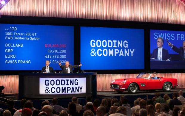 Auction Recap: Gooding & Company Pebble Beach 2015 thumbnail
