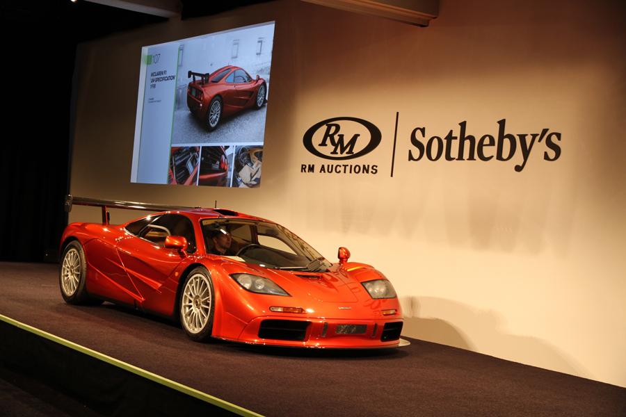Auction Recap: RM Sotheby's Monterey 2015 thumbnail