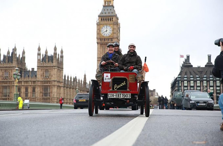 Historic London to Brighton Veteran Car Run to feature U.S. marques thumbnail