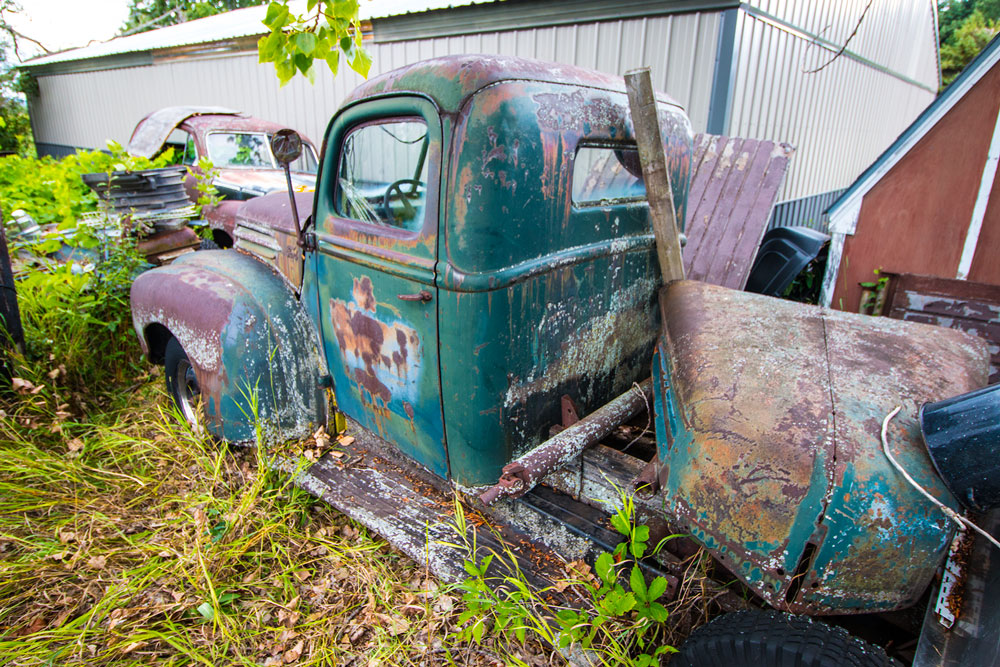 Swap to Street Challenge: We're building a 1946 Ford pickup at Hershey thumbnail