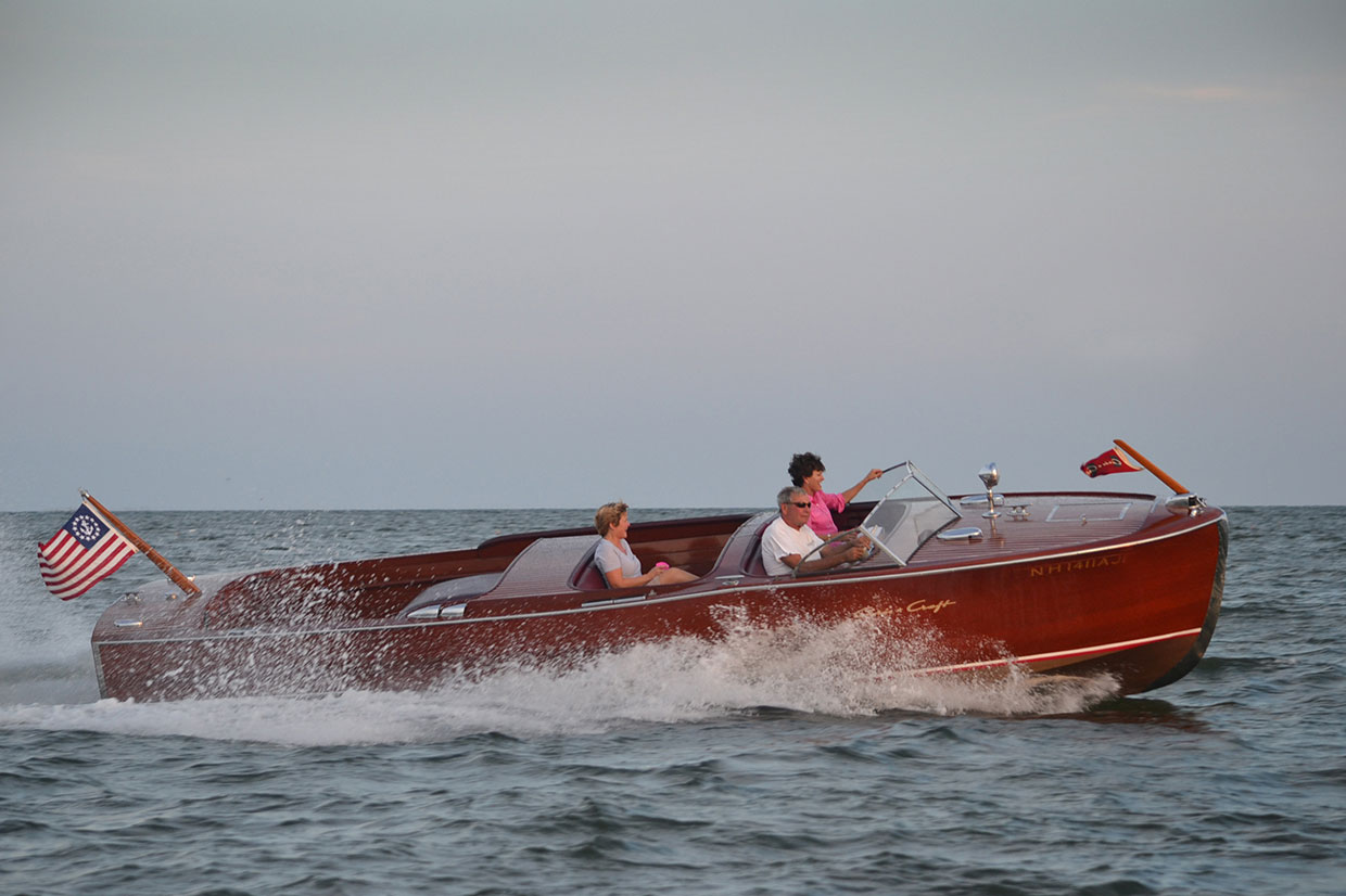 Trending: Hagerty's Top 5 Collectible Boats thumbnail