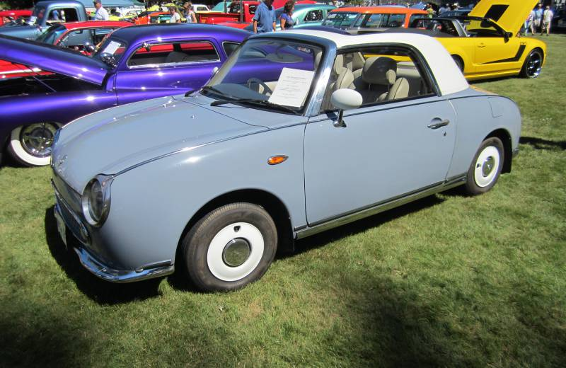 Collector Classics: Nissan Figaro thumbnail