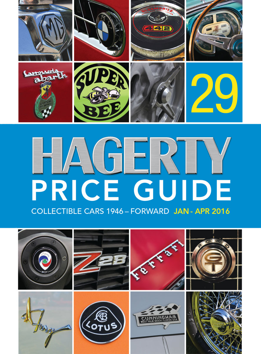Hagerty Price Guide 29 by The Numbers thumbnail