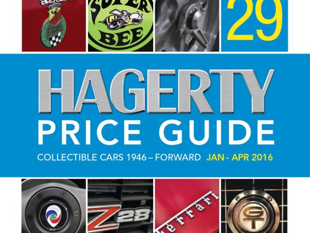 Hagerty Price Guide >> Hagerty Price Guide