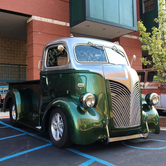 1947 Ford Cabover