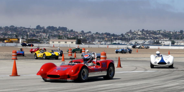 Vintage racing for first-timers: My weekend at the Coronado Speed Fest thumbnail