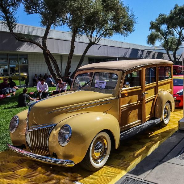 1939 Ford Woodie Wagon