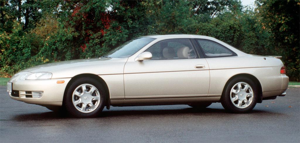 1994 Lexus SC300 (Toyota)