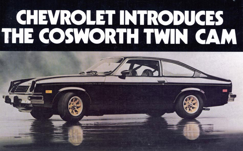 Why aren't Chevrolet Cosworth-Vegas worth more? thumbnail