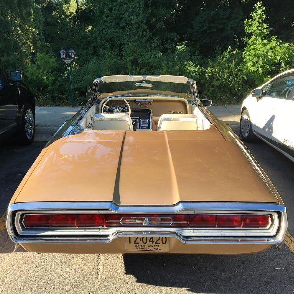 Instagram Jump Start: 1966 Ford Thunderbird shakes its tail feathers thumbnail