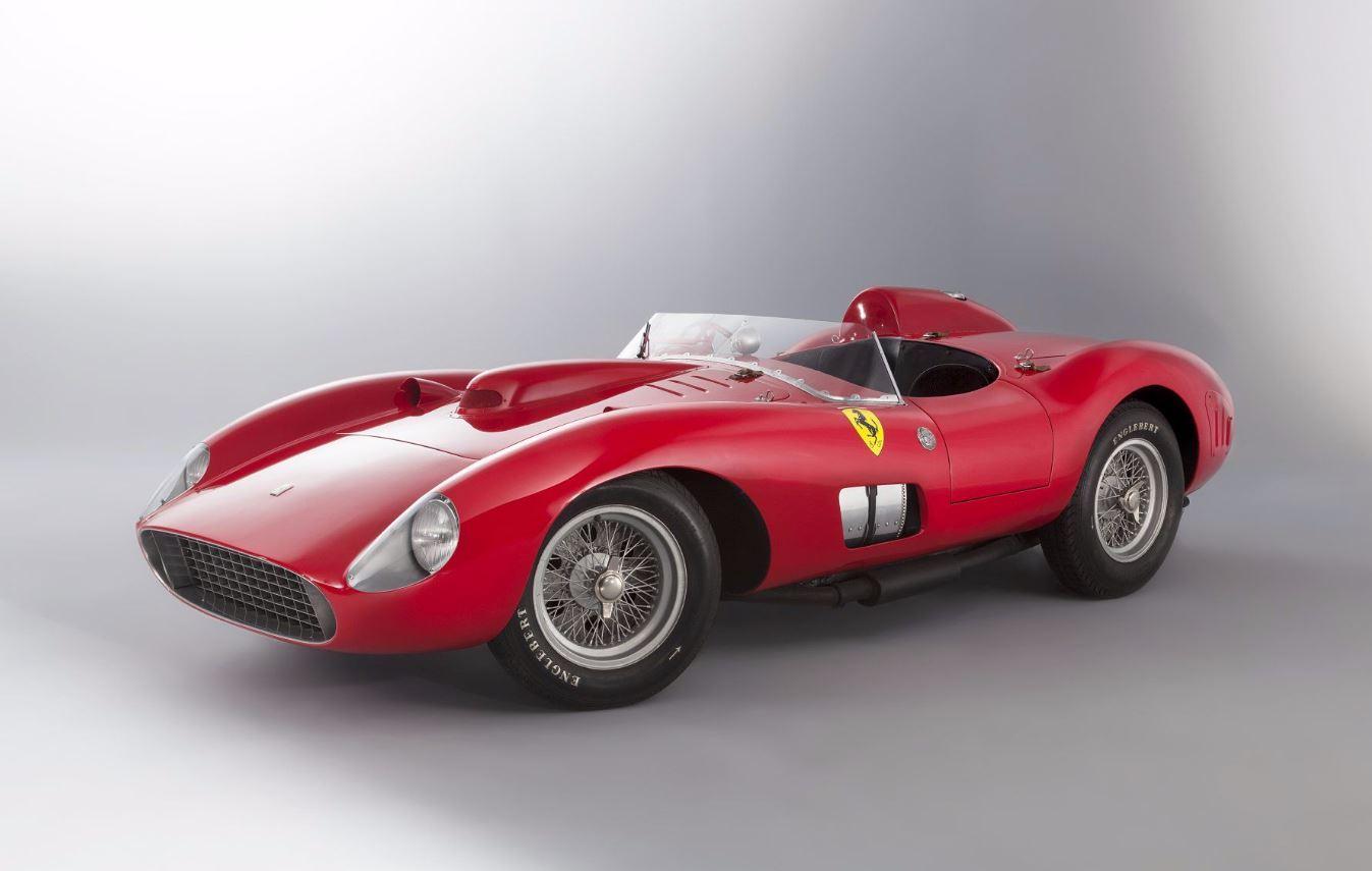 Classic Ferrari nearly beats auction record thumbnail