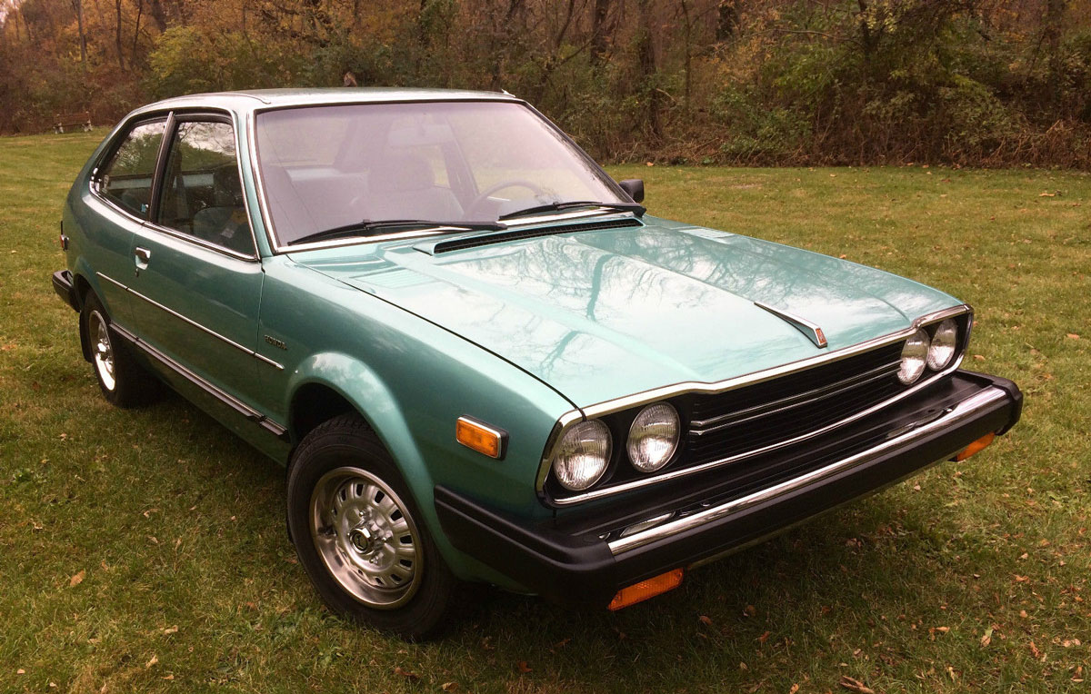 Does an '81 Honda Accord signal a shift in the classic car market? thumbnail