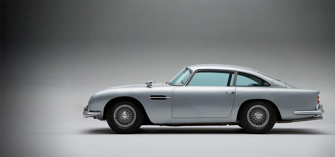 James Bond cars that define their decade thumbnail