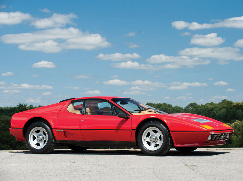 Classic Classified: 1984 Ferrari 512 BBi thumbnail
