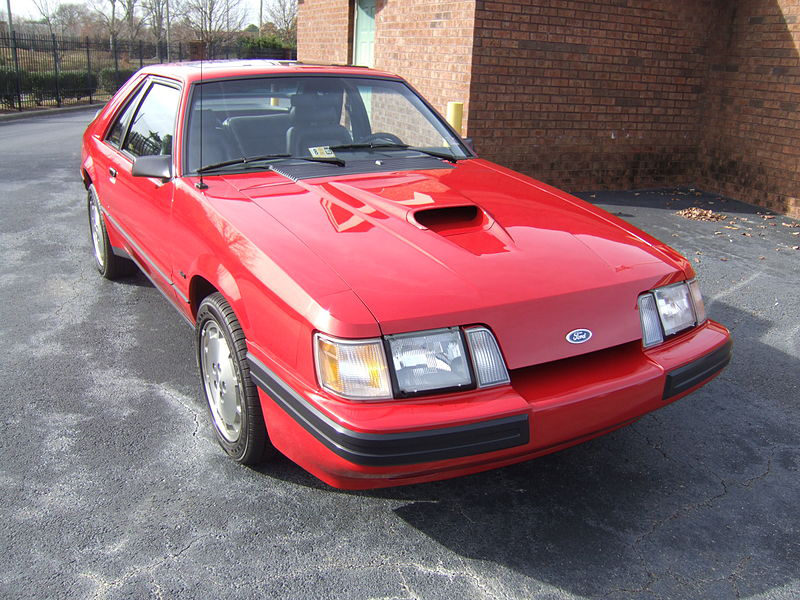 Classic Classified: 1985 Ford Mustang SVO thumbnail