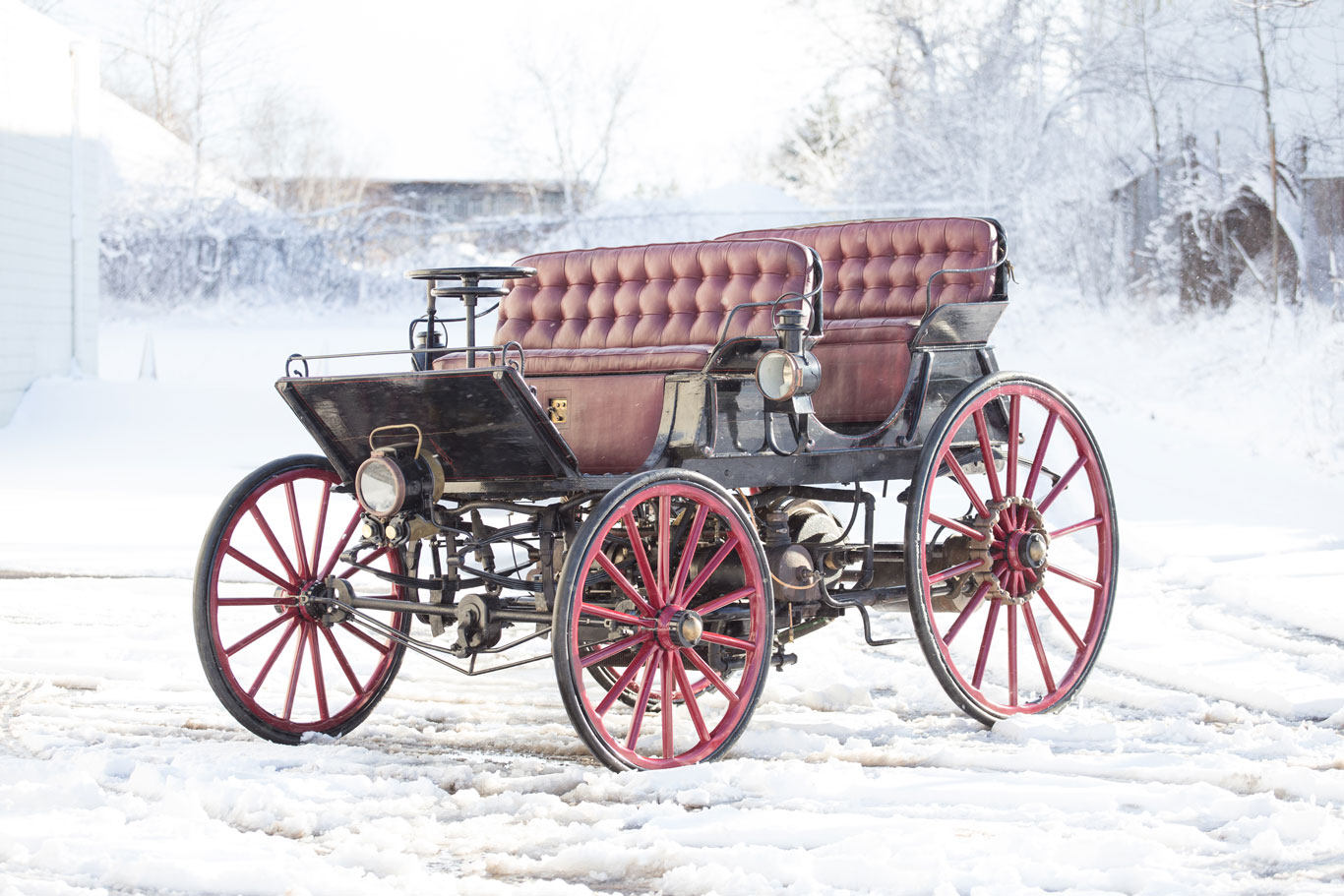 Oldest running American car is a… hybrid thumbnail