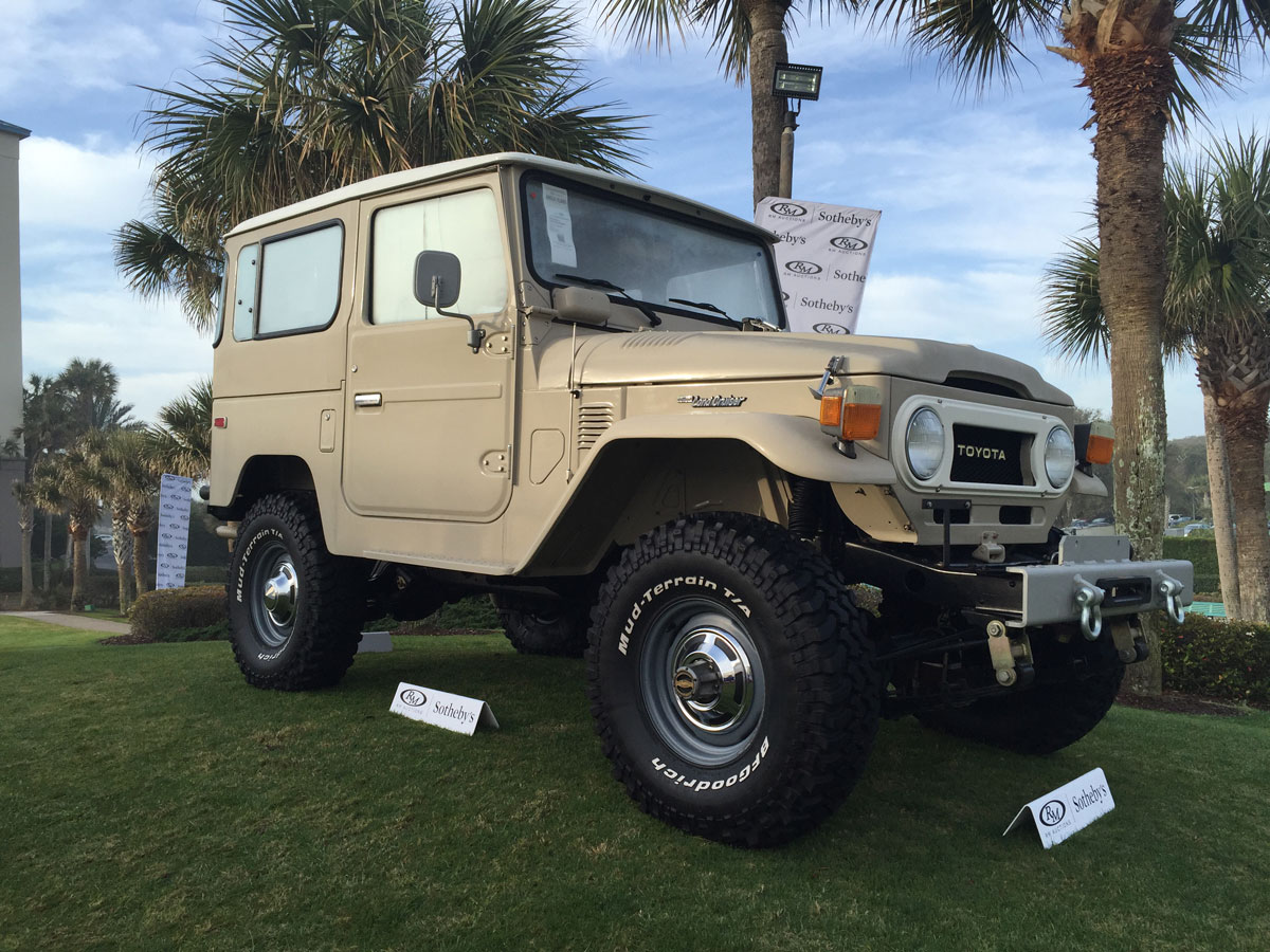Why Toyota's Land Cruiser is an auctioneer's gimme thumbnail